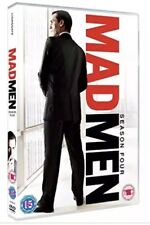 Mad Men Complete Fourth Series 4 Season 4