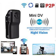 Wireless Indoor/Outdoor Hidden WIFI IP Camera Mini DVR Digital Video Nanny CAM