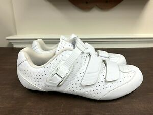 Giro Espada E70 Carbon Road White Shoes Women's EU 42 US 10 New