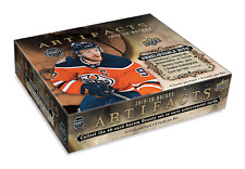 2019-20 Upper Deck Artifacts Hockey Hobby Box New/Sealed +NHL Player Signed Card