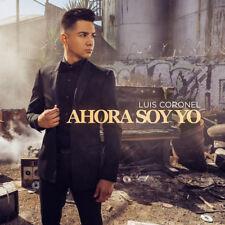 Luis Coronel - Ahora Soy Yo [New CD]