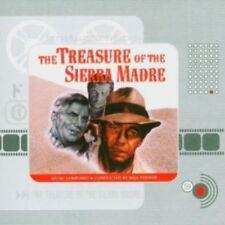 Est/BANDE ORIGINALE-the treasure of the sierra Madre Max steiner CD neuf emballage d'origine