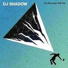 DJ Shadow The Mountain Will Fall Double Vinyl LP & Mp3 in Stock