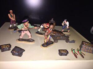 Conte Pirates 5 Pirates and multiple accessories