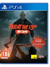 VIDEOGIOCO 2017 FRIDAY THE 13TH PS4 PLAY STATION 4 MULTILINGUA ITA VENERDI 13