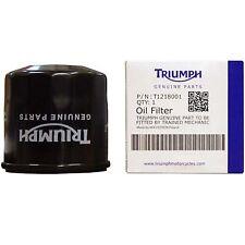Triumph Rocket Scrambler Speed Triple Sprint Cartridge Type Oil Filter T1218001