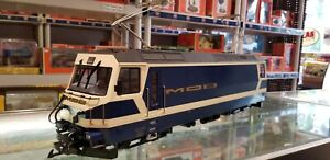 LGB 20420 M.O.B. Electric Locomotive - No Box - C7 - JFS