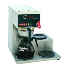 Grindmaster B 3wr Precision Brew Automatic Coffee Brewer With Side Warmers