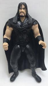 """WWE 1996-98 Undertaker with robe 6.5"""" Jakks Pacific Wrestling Figure"""