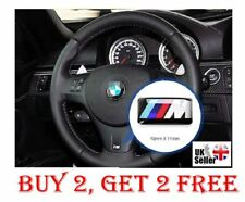 BMW M Power Performance Sport Logo Emblem Sticker Decal Badge X5 M2 M3 M4 M5 M6