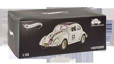 Volkswagen VW escarabajo #53 Herbie Goes to Monte Carlo 1977 1 18