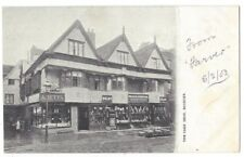 BANBURY The Cake Shop, Old Postcard Unposted 1903