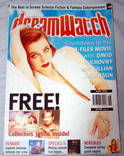 June Monthly Dreamwatch Science Fiction Magazines