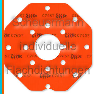 Membran für Bosch Aluminium Mengenteiler 0438100111 Mercedes W/C 126, W/R 107