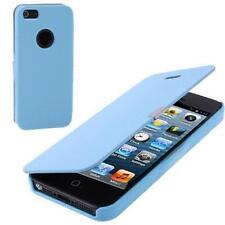 Markenlose unifarbene Handyhüllen & -taschen aus Kunstleder für Apple