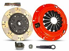CLUTCH KIT DUAL FACING STG2 FOR 93-02 FORD PROBE GT MAZDA MX-6 MX-3 1.8L 2.5L V6