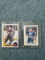 Wayne Gretzky Hockey Card Mixed Lot of approx 37 cards