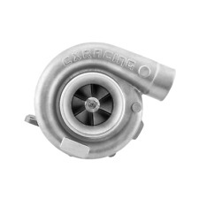 CXRacing T72 Dual  Ball Bearing Turbo Charger T4 .68 AR P Trim For Mustang RX7