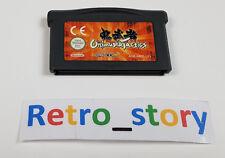 Nintendo Game Boy Advance GBA Onimusha Tactics PAL