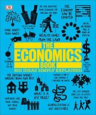 NEW - The Economics Book: Big Ideas Simply Explained by DK