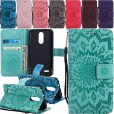 For LG K30 K8 K10 2018 G7 ThinQ Wallet Card Holder Flip Leather Phone Case Cover
