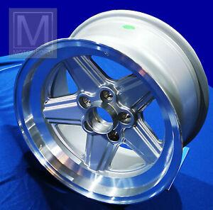 4 Penta Design Alufelgen 8x16 Felgen Mercedes SL W107 107 Gutachten 126 123 108