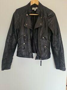 Black Leather Jacket 8