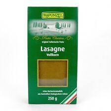 (0,80 eur/100 G) Rapunzel Lasagnes enrichissement Bio 250 g