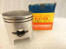 Kawasaki NOS NEW  13001-071 STD Piston S3 KH Mach II KH400 1974-78