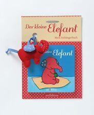 Der kleine Elefant - Mein Anhängerbuch + Mini-Elefant Plüsch NEU