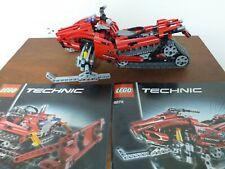 Lego Technic8272 Snowmobile. Instructions Manuals. No Box.