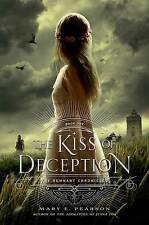 NEW The Kiss of Deception (The Remnant Chronicles) by Mary E. Pearson