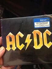 Ac/Dc Hielo Negro Nuevo CD (Edición Limitada Amarillo Cubierta) Digipak