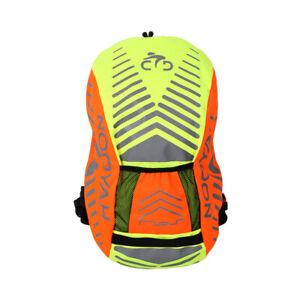 Nooyah RBS Bike Backpack Rain Cover - High visibility Pack Cover