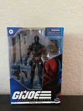 Gi Joe Classified Snake Eyes