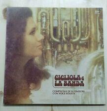 Gigliola Cinquetti – Gigliola E La Banda Italy  1975 LP