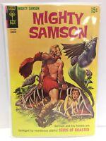 Mighty Samson #17 Comic Book Gold Key 1969