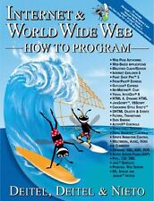 Internet & World Wide Web How to Program (1st Edit