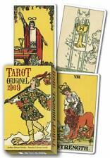 Tarot original 1909 jeu de tarot divinatoire 78 cartes  livret en Anglais,neuf