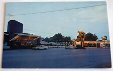 1959 1960 Chevrolet Impala Ford Fairlane Cars Motel Chattanooga Tn