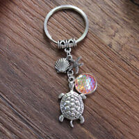 Metal Pendant Scales turtle Key Chain Key Ring Gift Accessory Fashion Cute HOT