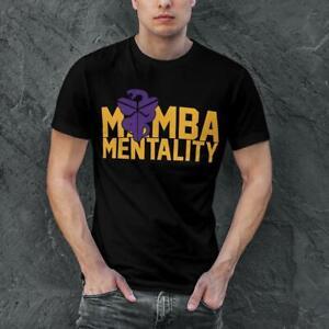 Mamba Mentality T-Shirt, Kobe Bryant Tee, Los Angeles Lakers Shirt, Lakers Gift