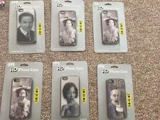 Lot 6 HD 3-D Animated  Cell Phone Protective Case Covers iphone 5 New