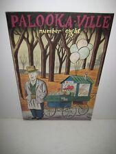 PALOOKA-VILLE #8 (Drawn & Quarterly 1997) Seth Kalo