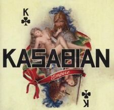 KASABIAN - EMPIRE CD + DVD   POP-ROCK INTERNAZIONALE