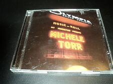 "COFFRET 2 CD ""MICHELE TORR - LIVE A L'OLYMPIA 2002"" concert 21 titres"
