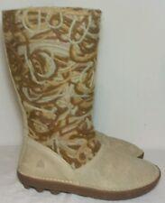 El Naturalista Womens N052 Organico Sinai Wool Boot Shoes EU 38/ US 8