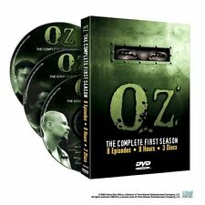 OZ: TV Show Complete Season 1 DVD Box Set Brand NEW!