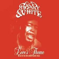 Barry White - Love's Theme: The Best of the 20th Century Records .. - New 2LP