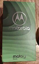 """[Open Box - As New] Motorola Moto G7 Plus (Dual Sim 4G/3G, 6.24"""", 64GB/4GB)"""